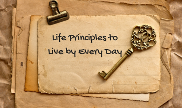 The Word As a Principle of Life
